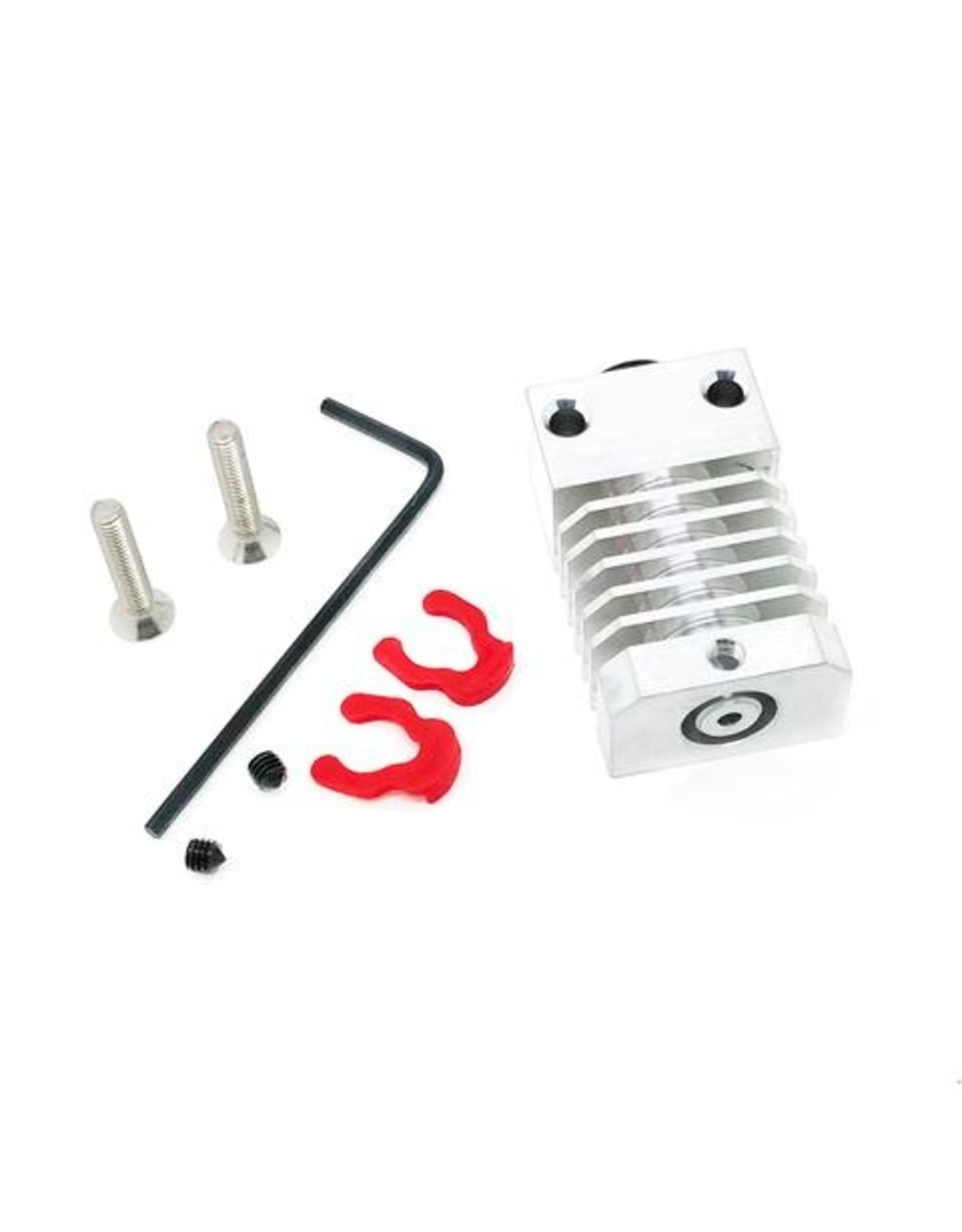 Micro Swiss Bloc de refroidissement de remplacement pour kit Micro Swiss All Metal Hotend pour imprimante CR-10s Pro