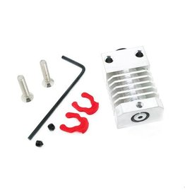 Micro Swiss Replacement Cooling Block for Micro Swiss All Metal Hotend Kit for CR-10s Pro Printer