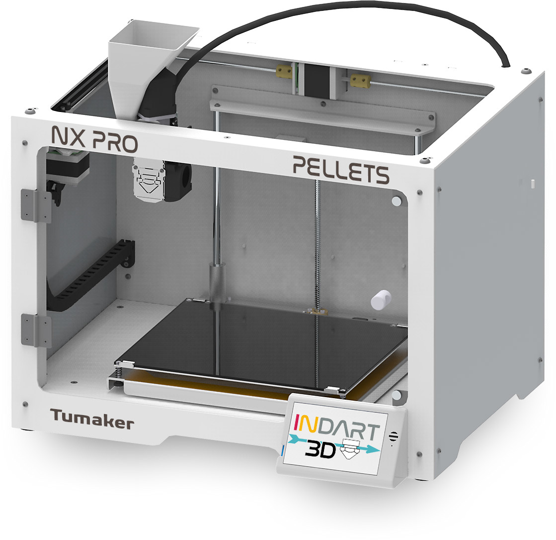 Tumaker NX Pro Pellets