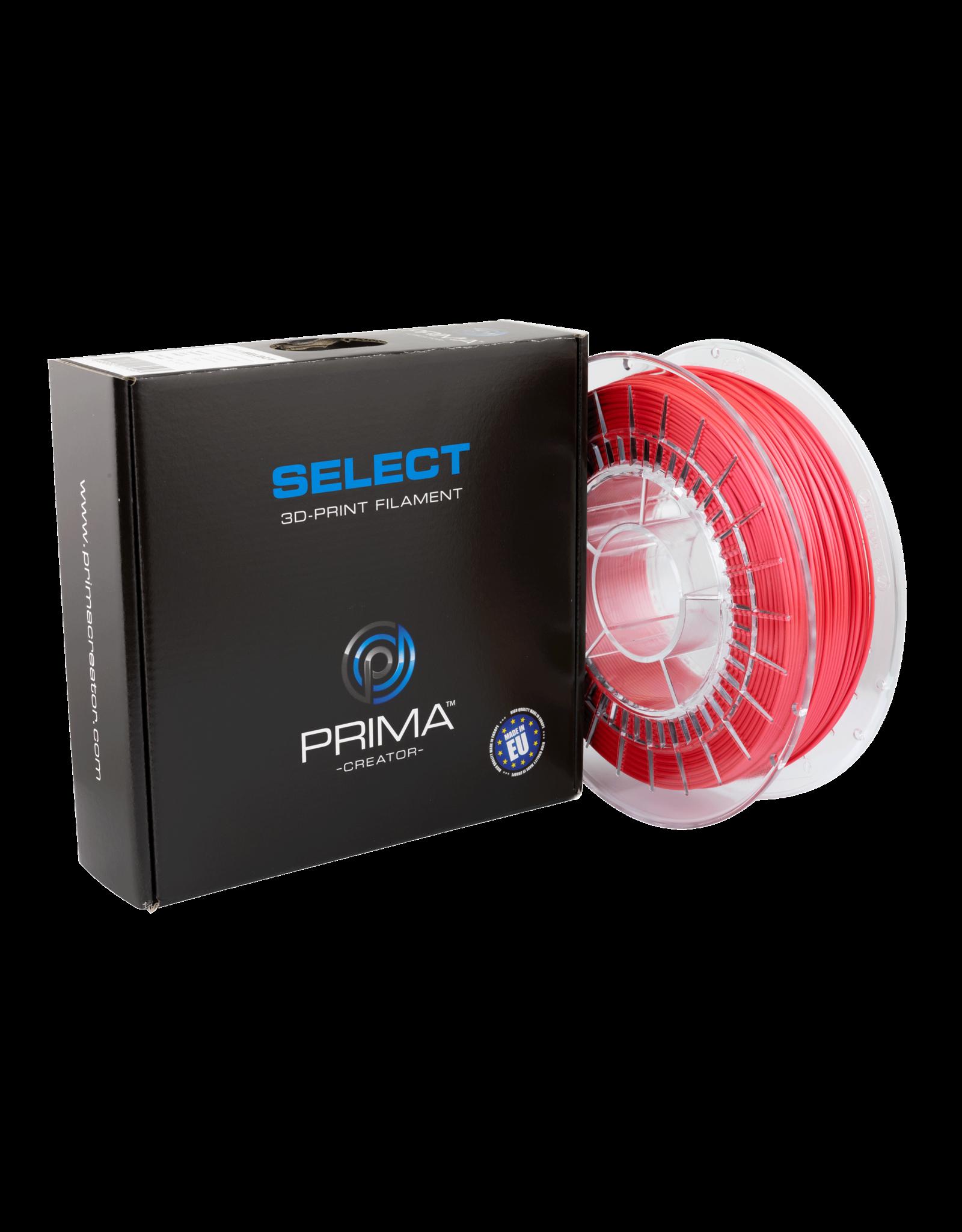 Prima PrimaSelect PLA Glossy - 1.75mm - 750 g - Rouge Chopstick