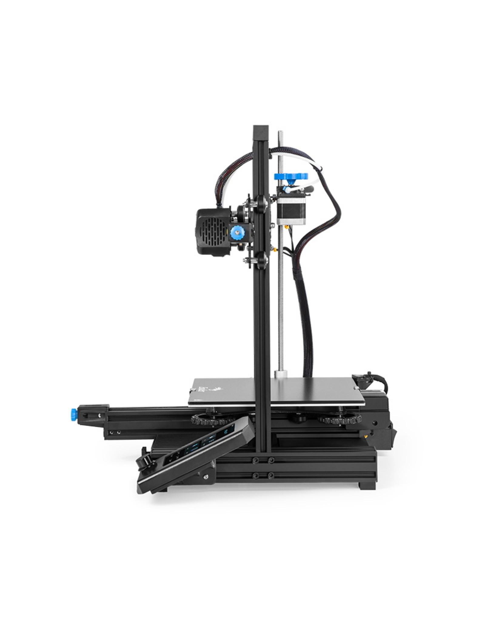 Creality/Ender Ender-3 V2 3D-printer NIEUW - 220x220x250 mm - GRATIS upgrade pack Alu extruder + Capricorn XS + stevige bedveren