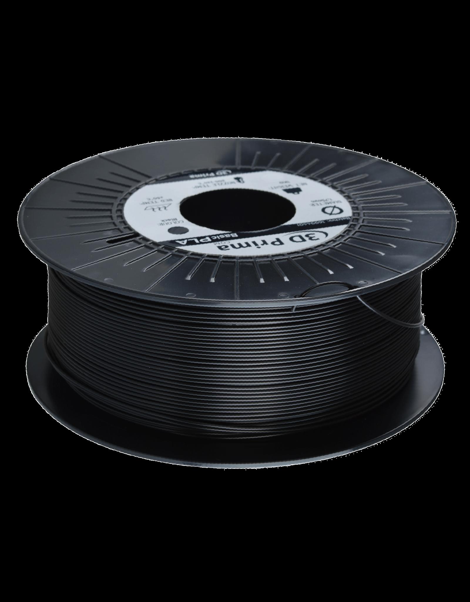 Prima 3D Prima Basic PLA - 1.75mm -1kg - Zwart