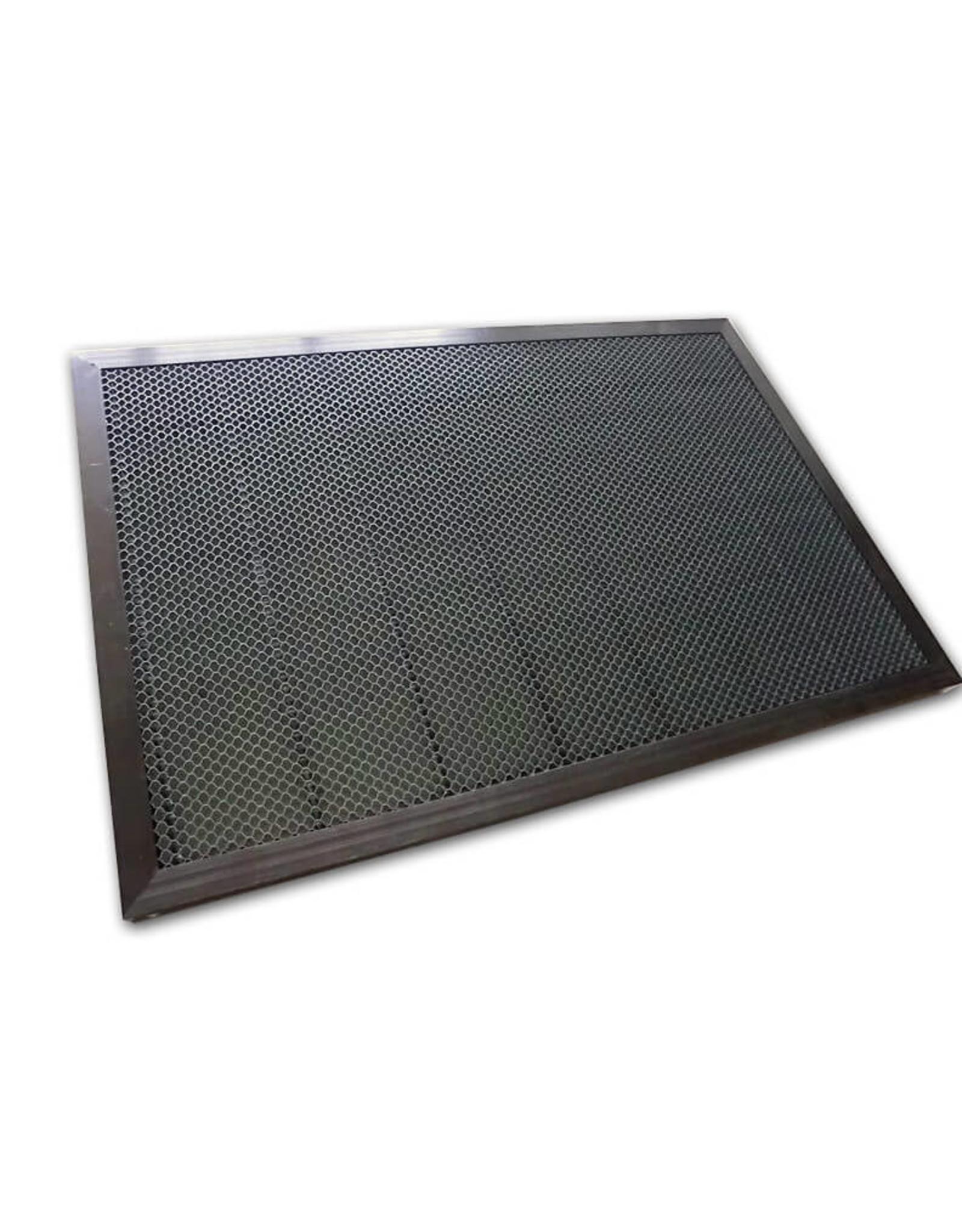 Metaquip Honeycomb bed voor CO2 laser