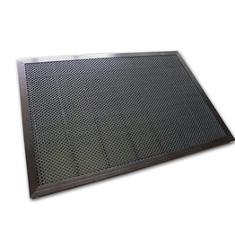 Metaquip Honeycomb bed for CO2 laser