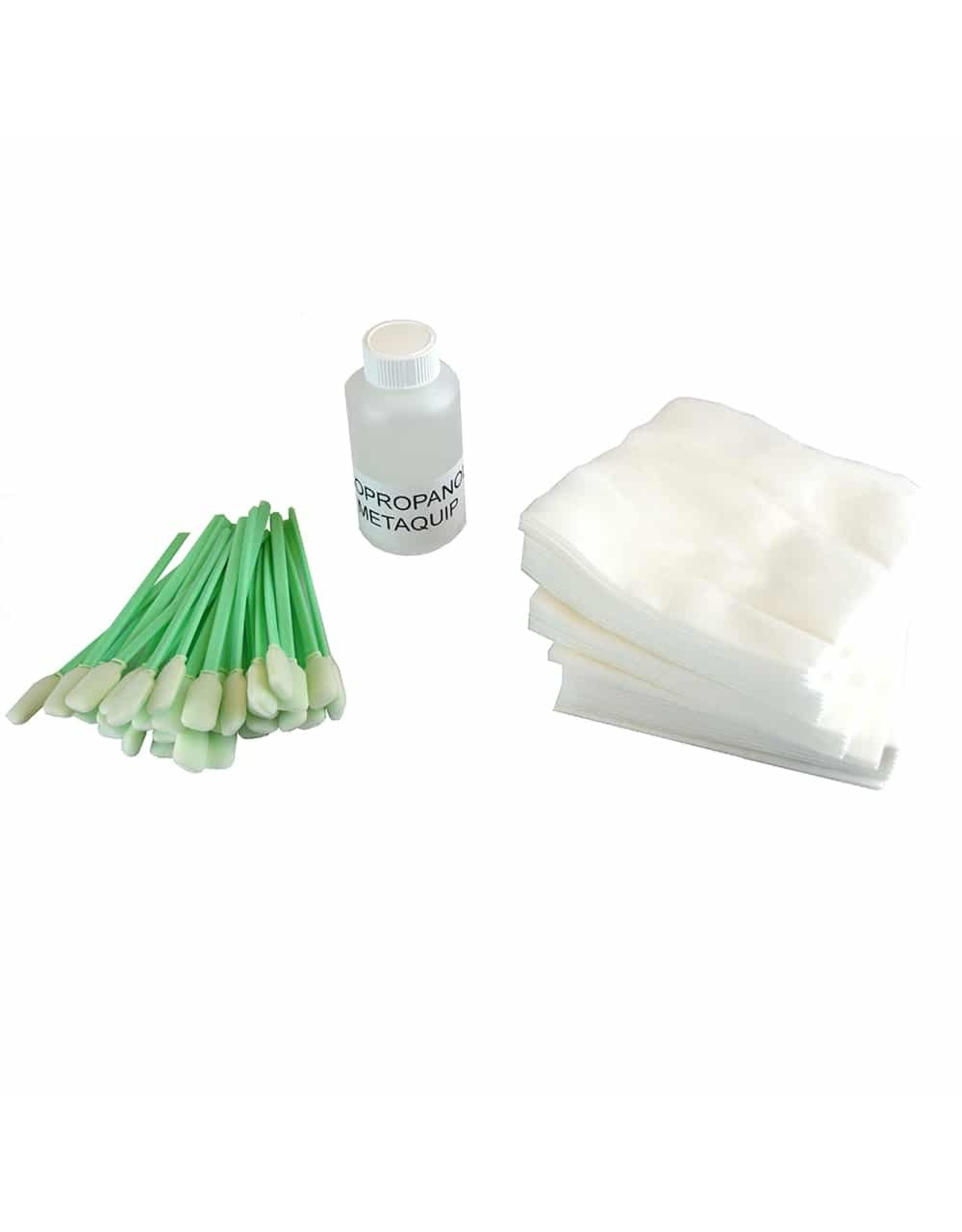 Metaquip Cleaning set of lenses and mirrors laser machine
