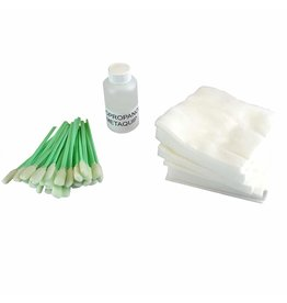 Metaquip Kit de nettoyage de machine laser pour lentilles et miroirs