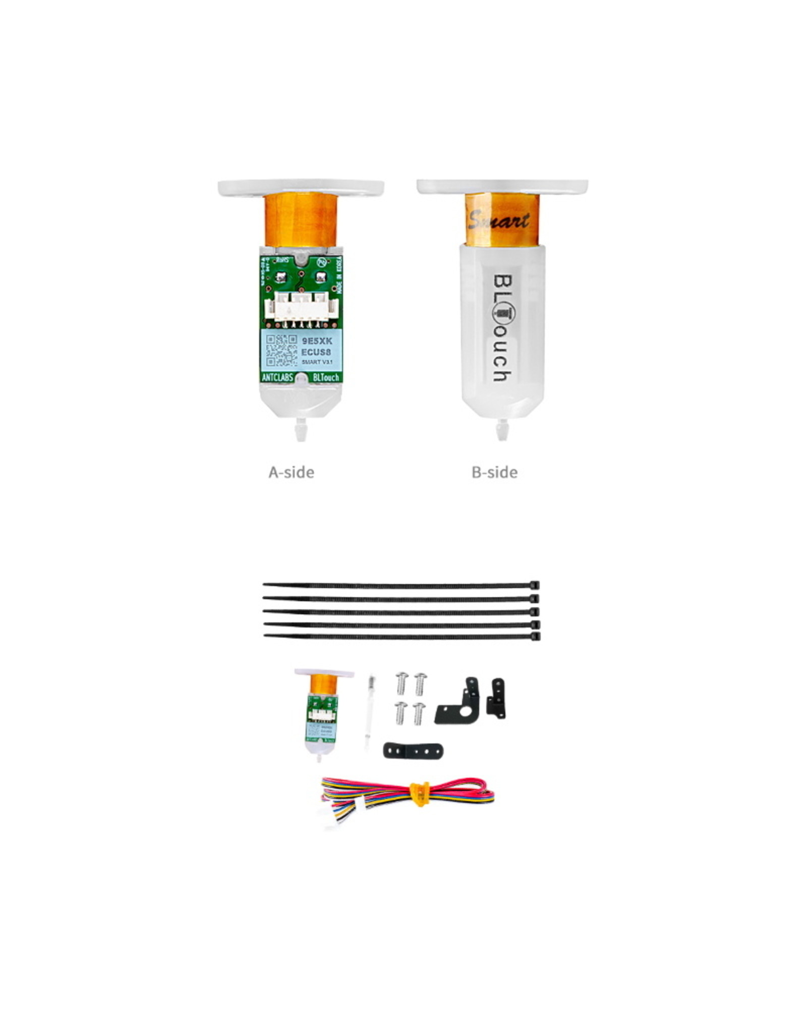Creality/Ender NEW! Creality BL Touch kit for autoleveling (32-bit mainboard - Ender V2)