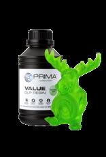 Prima PrimaCreator Value UV / DLP Resin transparant groen