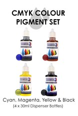 Monocure3D Monocure 3D CMGZ pigmentenset (4 x 30 ml)