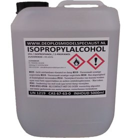 3D In The Box Isopropylalcohol 5L