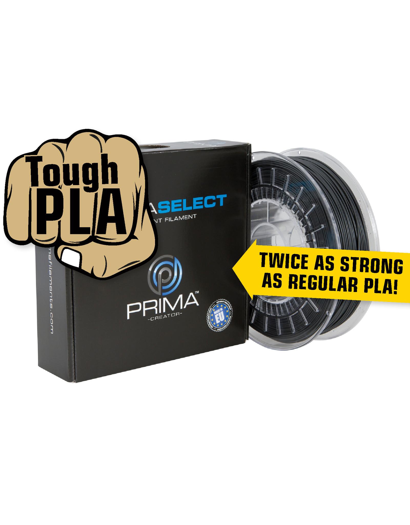 Prima PrimaSelect PLA Tough Grey