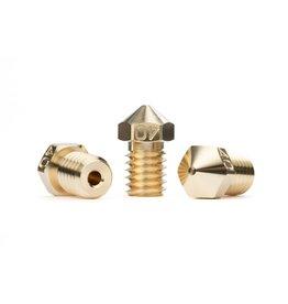 BONDTECH Brass Nozzle M6×1×7.5×12.5 1.75