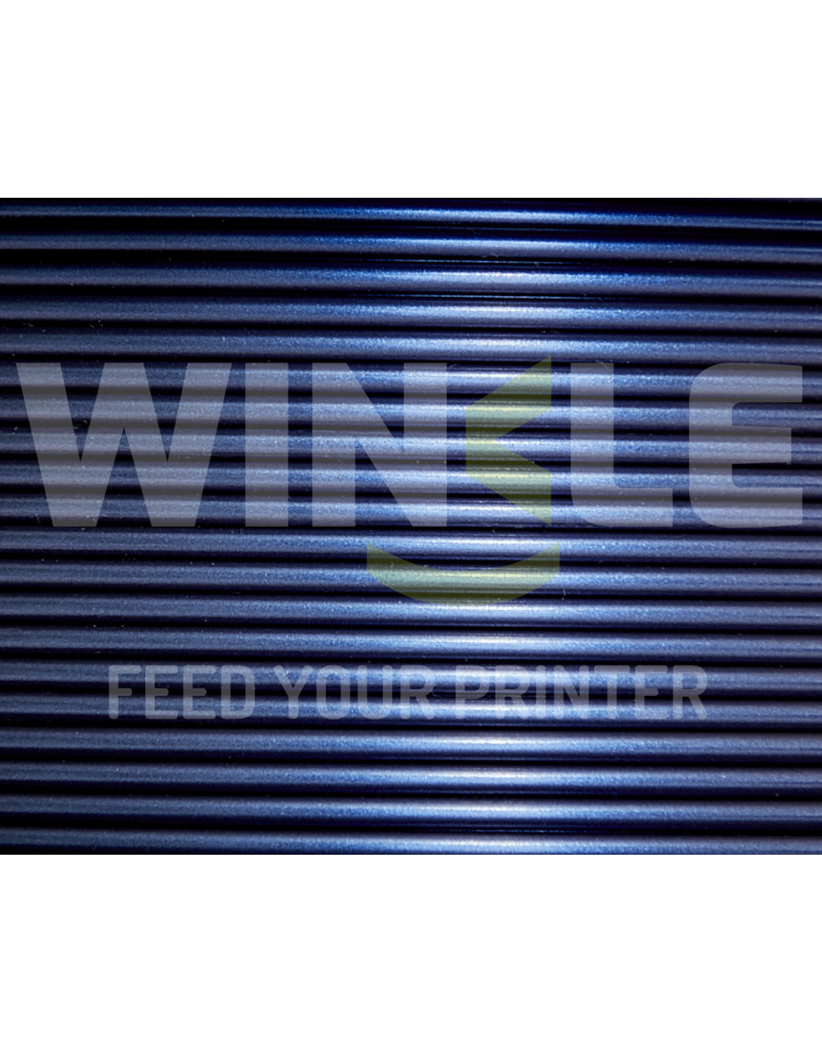 WINKLE PLA-HD WINKLE 1kg Metallic blauw