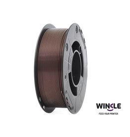 WINKLE PLA-HD WINKLE 1kg Metallic Roodbruin