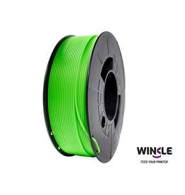 WINKLE PLA-HD WINKLE 1kg Fluorescent Groen