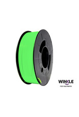 WINKLE PLA-HD WINKLE 1kg Glow in the dark Groen