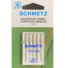 Schmetz Topstitch naald 130 N 80/12