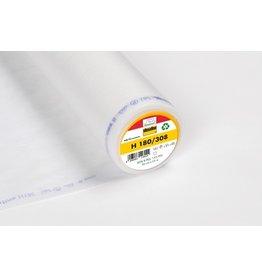 Vlieseline Vlieseline H180/308 wit opstrijkbaar 90 cm