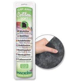 Madeira Madeira Tear away soft cotton zwart