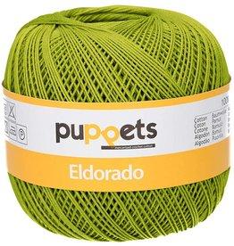 Coats Puppets Eldorado haakgaren 8255 nr.10 50 gr