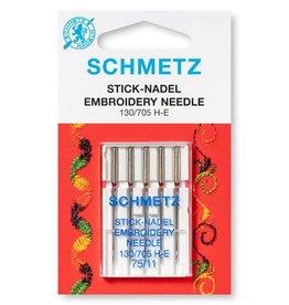 Schmetz Borduurnaalden 130/705 H-E 75/11