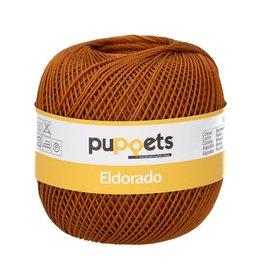 Coats Puppets Eldorado haakgaren 00309 nr.10 50 gr