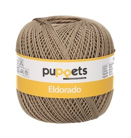 Coats Puppets Eldorado haakgaren 00392 nr.10 50 gr