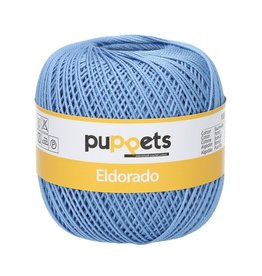 Coats Puppets Eldorado haakgaren 00130 nr.10 50 gr