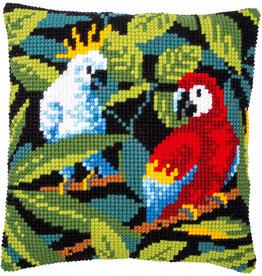 Vervaco Vervaco Kruissteekpakket Tropische vogels