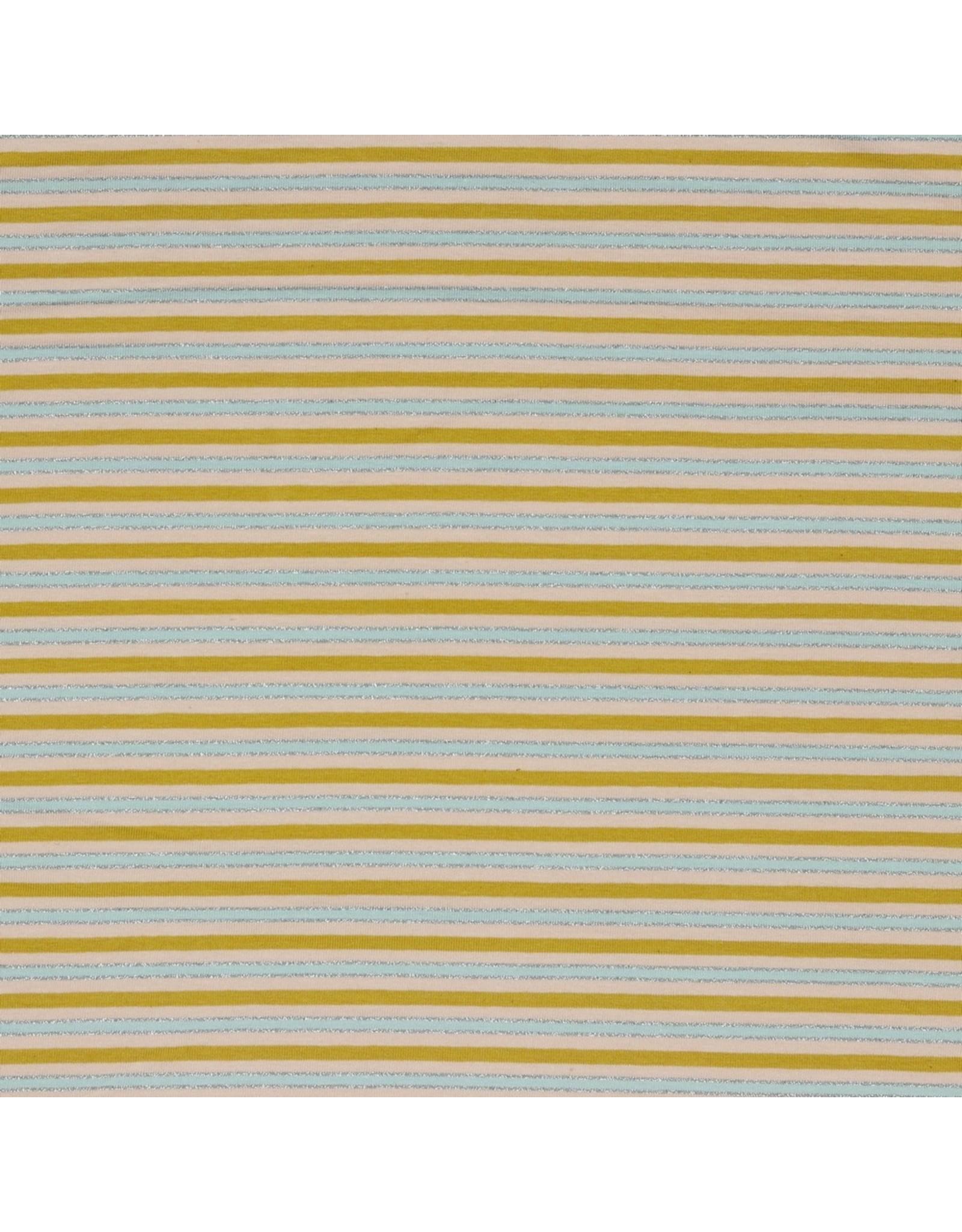 Poppy Poppy Jersey stripes lurex