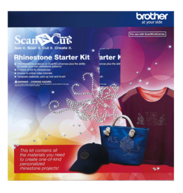 Brother Brother ScanNCut Rhinestone--starter kit