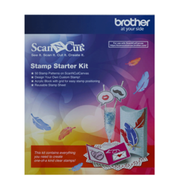 Brother Brother ScanNCut Stamp Starter kit
