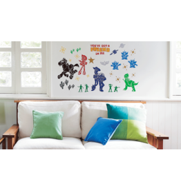 Brother Brother ScanNCut Toy Story patronencollectie woondecoratie 1
