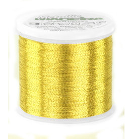 Madeira Madeira Metallic no.40 200m Gold 6