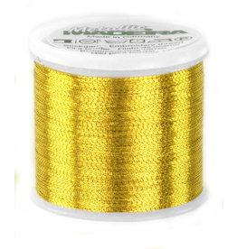Madeira Madeira Metallic no.40 200m Gold 4