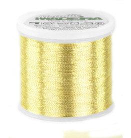 Madeira Madeira Metallic no.40 200m Gold 3