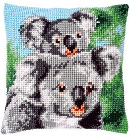Vervaco Vervaco Kruissteekpakket Koala met baby