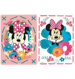 Vervaco Vervaco Borduurkaarten Mini Mouse
