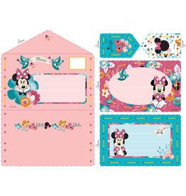 Vervaco Vervaco Borduurkaartenpakket Mini Mouse