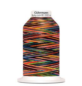 Gütermann Gütermann Bulky lock Fil Mousse multicolor 120 1000m 9842
