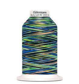 Gütermann Gütermann Bulky lock Fil Mousse multicolor 120 1000m 9858