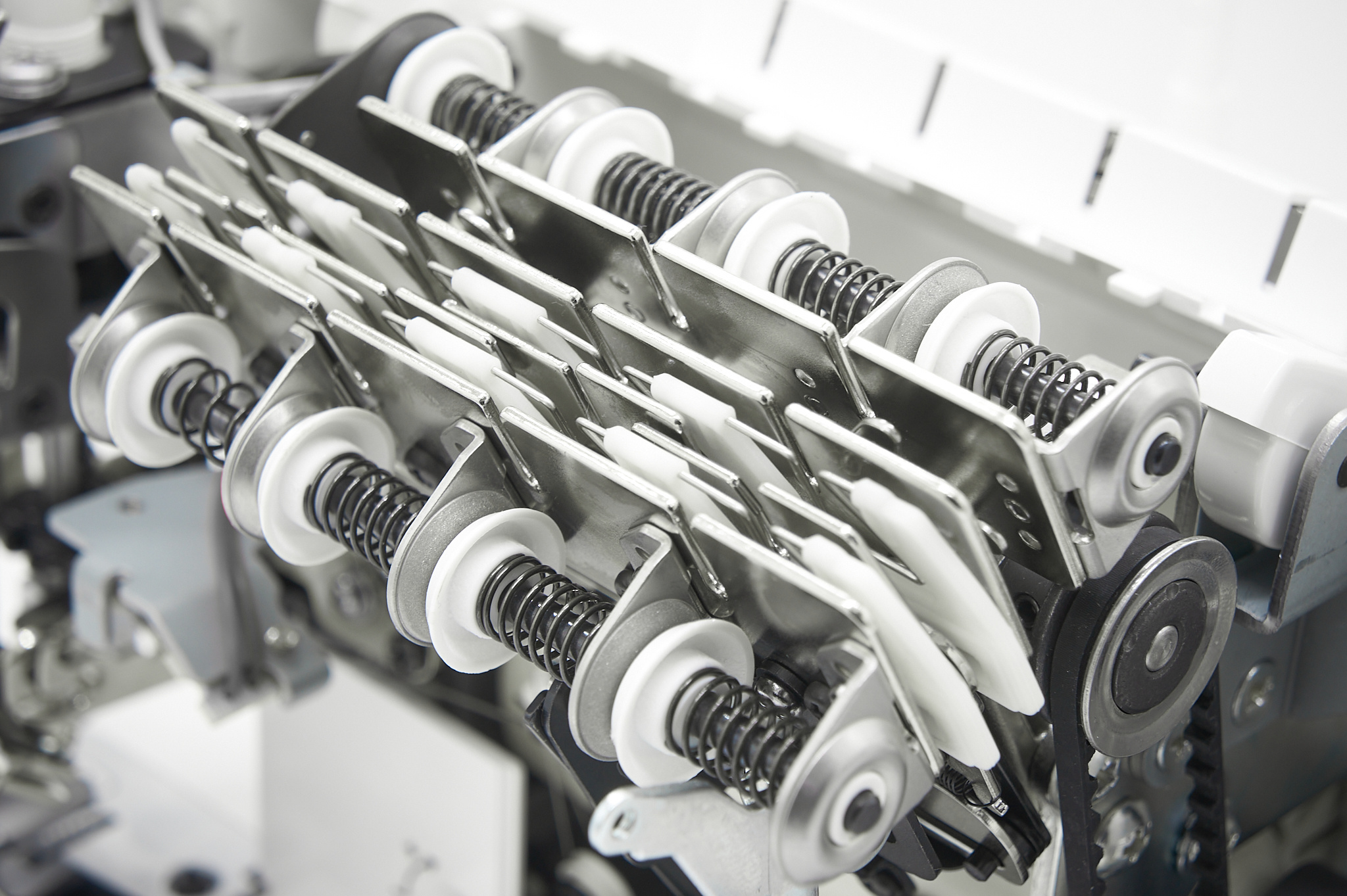 Babylock Automatic Thread Delivery systeem
