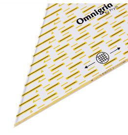 Prym Driehoek voor 1/4 kwadraat tot 20 cm Omnigrid