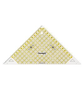 Prym Driehoek voor 1/2 kwadraat tot 15 cm Omnigrid