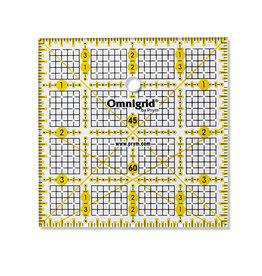 Prym Universele liniaal 4 x 4 inch Omnigrid