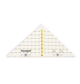 Prym Driehoek voor 1/4 kwadraat tot 8 inch Omnigrid