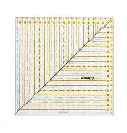 Prym Patchwork Liniaal kwadraat 20 x 20 cm Omnigrid