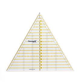 Prym Patchwork Liniaal driehoek Multi 20 cm Omnigrid