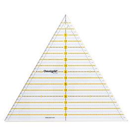 Prym Patchwork Liniaal driehoek Multi 8 inch Omnigrid