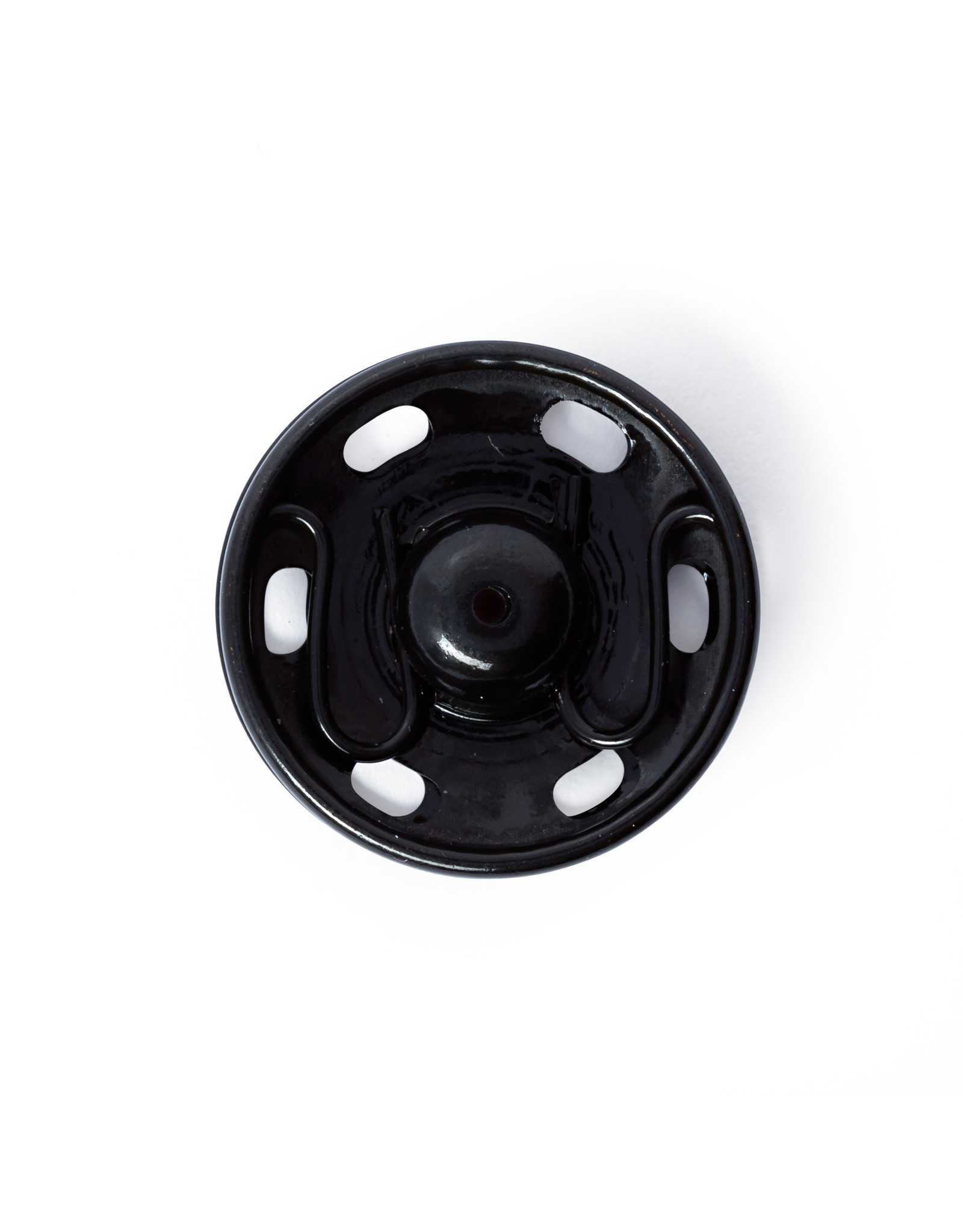 Prym Aannaaidrukknopen MS 21 mm zwart